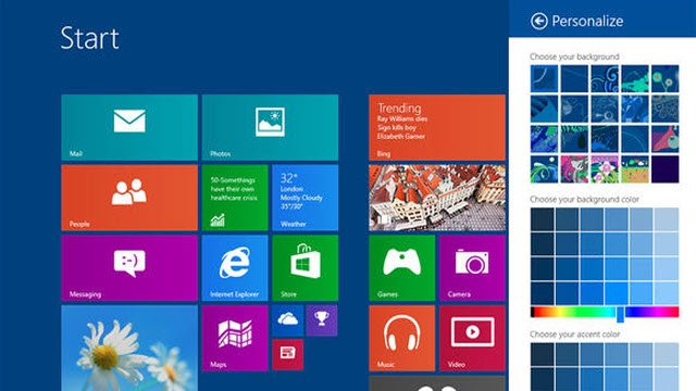 Microsoft, Windows 8.1'in Ücretsiz Olarak Geleceğini Onayladı