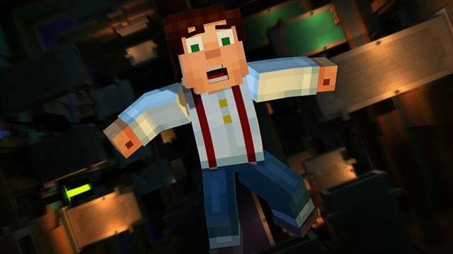 Minecraft Story Mode'un 3. Bölümü Yayınlandı