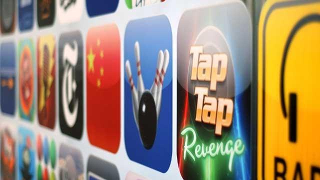 Mobil Uygulama Gelirlerinin Yüzde 75'i iOS AppStore Kaynaklı