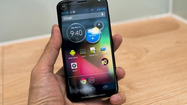 Uzun Zamandır Beklenen Motorola X Phone Ortaya Çıktı