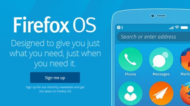Mozilla'nın Yeni Android Launcher'ı Firefox OS Launcher Yayınlandı!