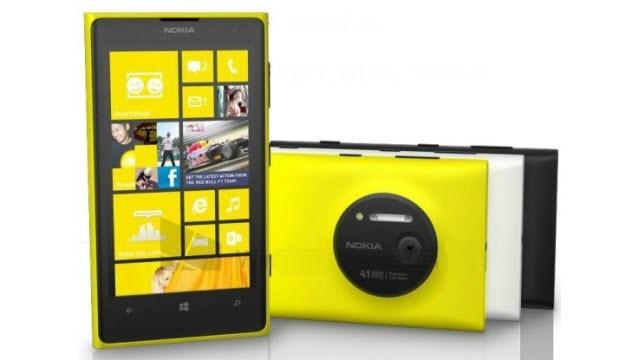 Nokia 1020'nin Teknik ve Kamera Özellikleri