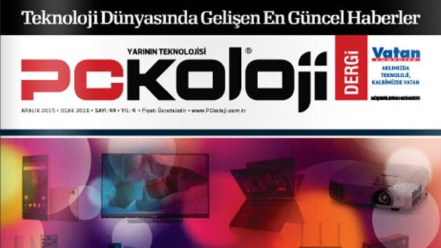 Pckoloji'nin Yeni Sayısı Tamindir'in de Katkılarıyla Yayınlandı