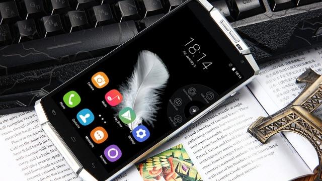 Pili 10 Gün Dayanan Akıllı Telefon Geliyor: Oukitel K10000