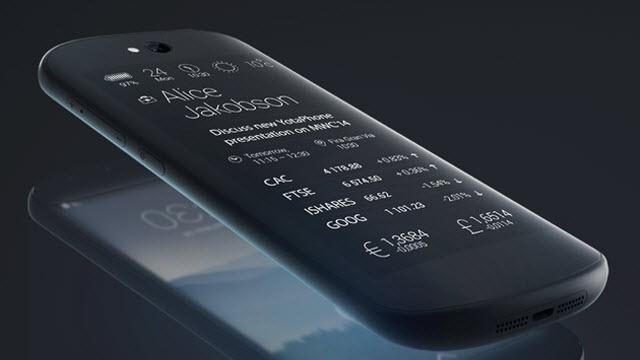 Putin'in Çift Ekranlı Akıllı Telefonu Türkiye'de: YotaPhone 2