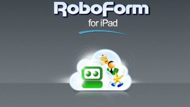 Roboform iPhone/iPod Touch Uygulaması