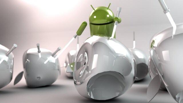 Samsung Apple'ı Bildirim Merkezi Nedeniyle Dava Etti