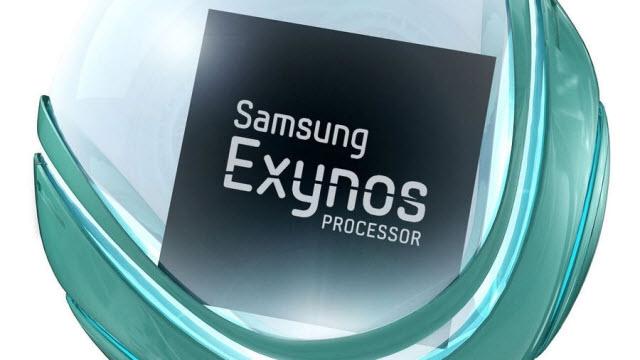 Samsung Exynos 5 İşlemcisini Tanıttı - CES 2013