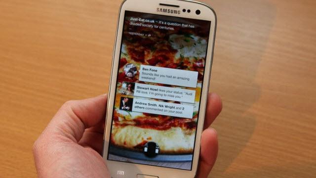 Samsung, Facebook Phone İşine Soğuk Bakıyor