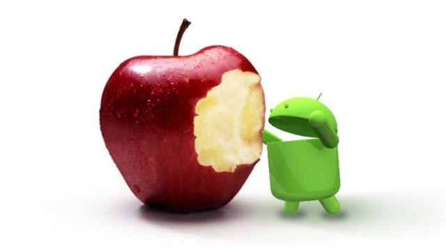 Samsung Galaxy, iPhone'dan Daha Kolay Kullanılıyor