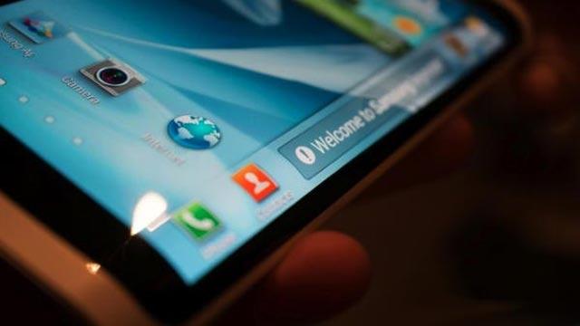 Samsung Galaxy Note 3'ün Esnek Ekrana Sahip Olması Bekleniyor