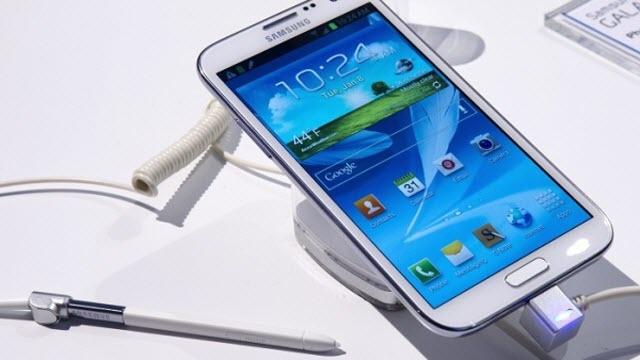 Samsung Galaxy Note 3 Üretimi Ağustos'ta Başlıyor