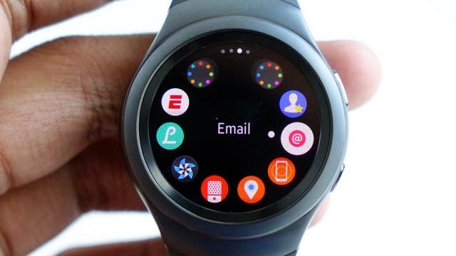 Samsung Gear S2 Akıllı Saat Türkiye'de Satışa Sunuldu
