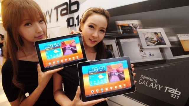 Jüri Kararı: Samsung Tabletleri Patent İhlali Yapmıyor