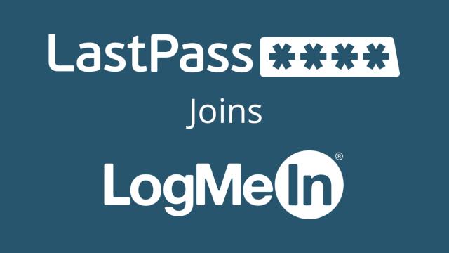 Şifre Yöneticisi LastPass, LogMeIn Tarafından Satın Alındı