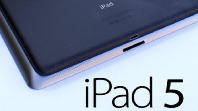 Sızdırılan Fotoğraf iPad 5 Prototipi mi?