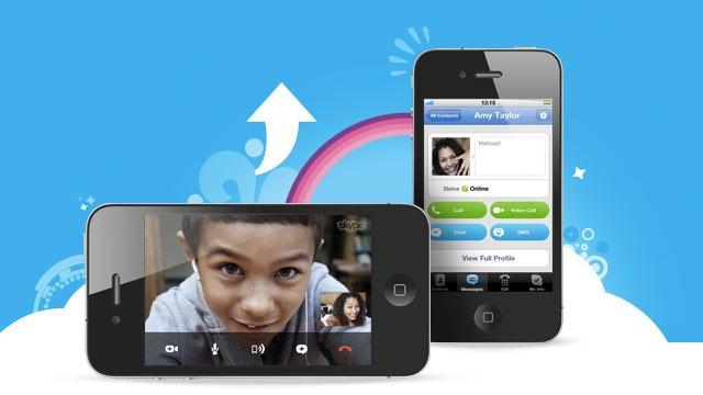 Skype iOS Uygulamasına HD Video Desteği Geldi