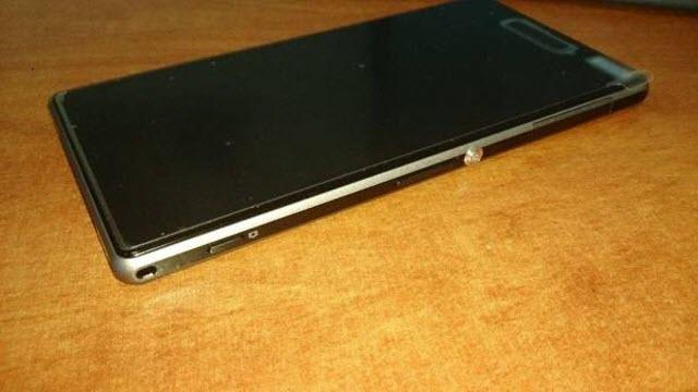 Sony'nin 20 Megapiksellik Yeni Telefonu Görüntülendi