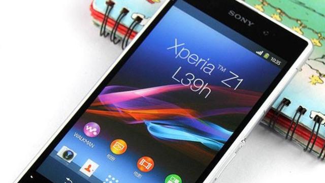 Sony Xperia Z1'in Basın Fotoğrafları Sızdırıldı