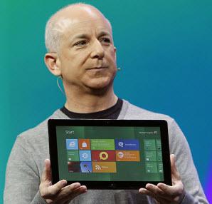Windows'un Beyni Sinofsky Microsoft'tan Ayrılıyor