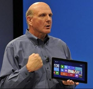 Microsoft Surface Tablet Satışları İyi Başladı