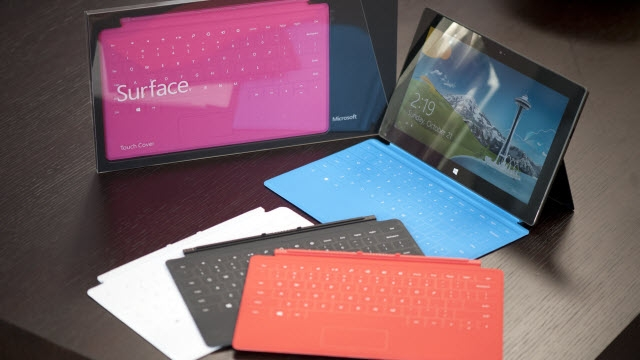 Microsoft Surface Tablet Üretimini Arttırıyor