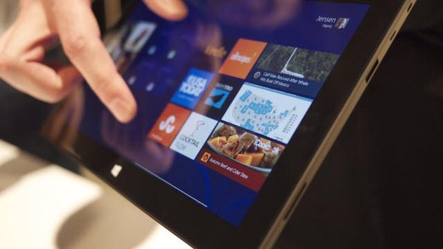 Tablet Satışları 2013'te Daha da Artış Gösterecek