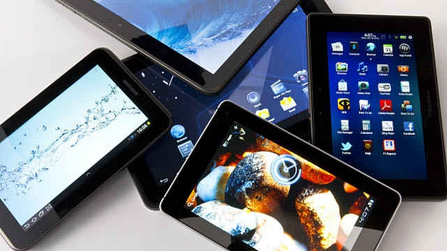 Tabletler 2015'te Tüm Bilgisayarları Geride Bırakacaklar