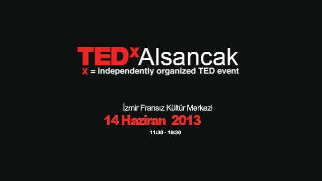 TEDxAlsancak Konferansı Hayat Okulu Temasıyla İzmir'de!