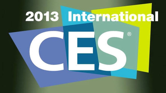 Teknoloji Devleri CES 2013 Tüketici Elektroniği Fuarına Hazır