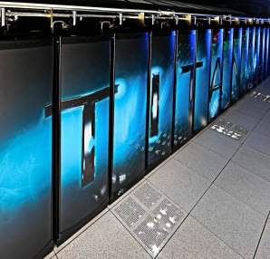 Titan Süperbilgisayarı AMD ve Nvidia ile Güçlendirildi