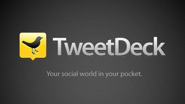 TweetDeck 7 Mayıs'ta Kapanıyor