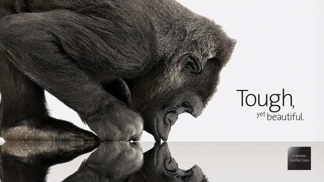 Mobil Cihazlarda Ultra Çizilmez Gorilla Glass 3 Geliyor