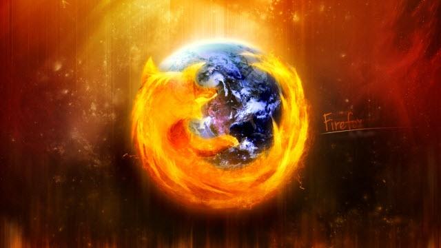 Windows 10 Destekli Mozilla Firefox 40 Yayınlandı