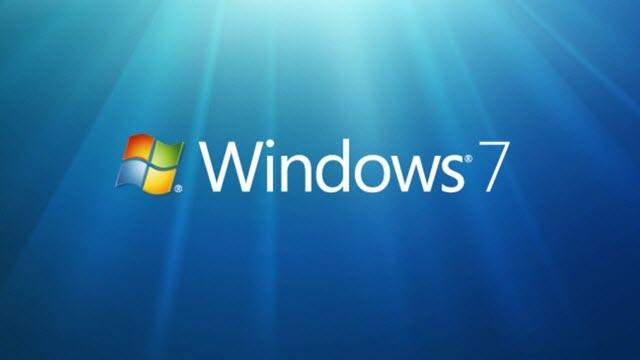 Windows 7 PC Satışları 31 Ekim 2014'te Sona Eriyor