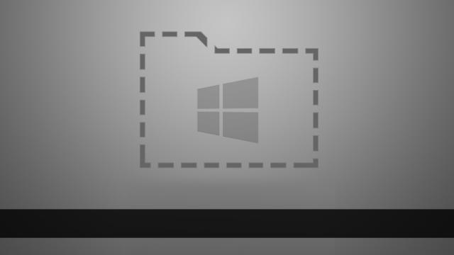 Windows 8'de Gizli Dosyaları Gösterme ve Dosya Gizleme