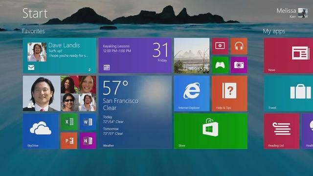Windows 8.1'e Geliştiriciler İçin Erken Erişim İzni Verildi