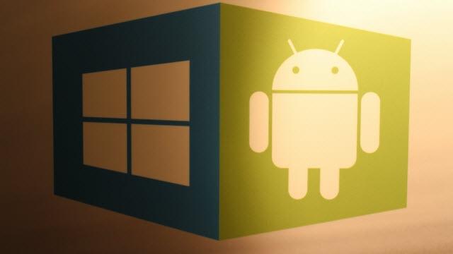 Windows'a Android Uygulaması Çalıştırma Desteği Geliyor