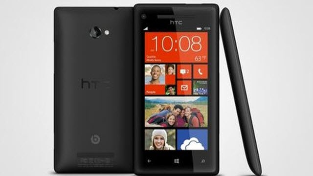 Windows Phone 8'li HTC One Sürümü Ortaya Çıktı