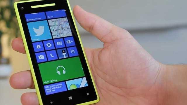 Windows Phone 9 Sıfırdan mı Yaratılacak?