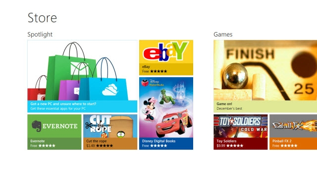 Windows Store 50.000 Uygulama Barajını Aştı