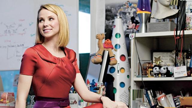 Marissa Mayer'li Yahoo, Google'ı Geride Bıraktı