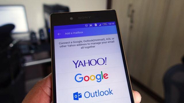 Yahoo Mail Uygulaması Artık Gmail Hesabını Destekliyor