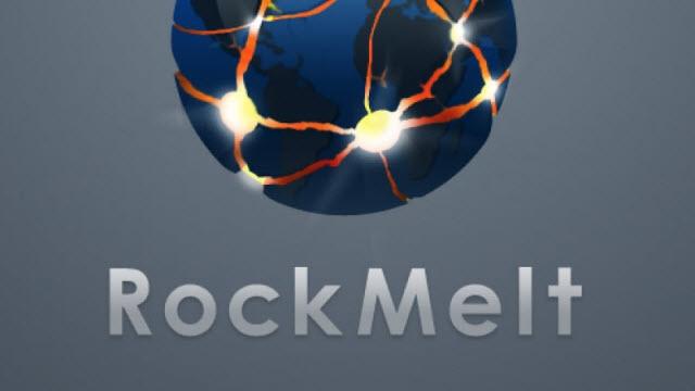 Yahoo, Rockmelt'i Satın Aldı