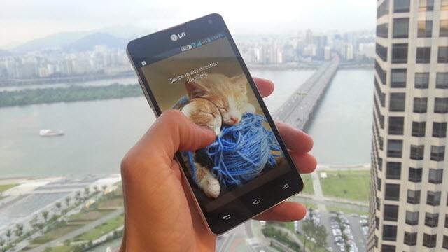 Yeni LG Optimus G, Snapdragon 800 İşlemciye Sahip Olacak