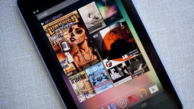 Yeni Nexus 7 Tablet Hem Ucuz Hem Güçlü Olacak