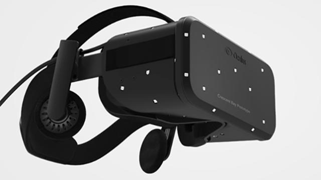 Yeni Oculus Rift Crescent Bay Prototipi Ortaya Çıktı