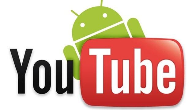 YouTube Android Uygulaması 5.0 Sürümüne Güncellendi