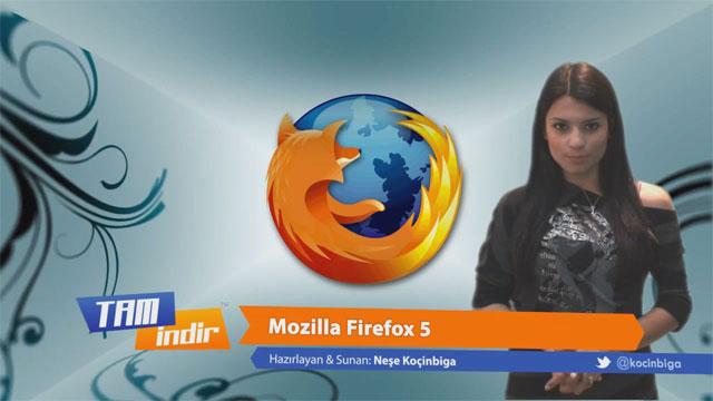 Popüler İnternet Tarayıcısı Firefox