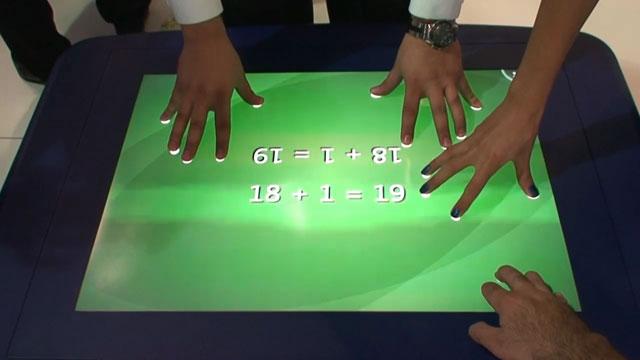 Smart Akıllı Masa - CeBIT 2011